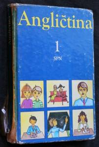 náhled knihy - Angličtina pro základní školy s třídami s rozšířeným vyučováním jazyků 1. díl