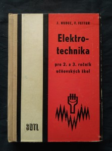 náhled knihy - Elektrotechnika pro 2. a 3. ročník učňovských škol (Oppl, 260 s.)