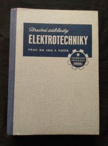 Stručné základy elektrotechniky (Oppl, 374 s., foto, il.)