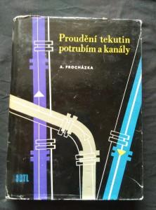 náhled knihy - Proudění tekutin potrubím a kanály (Ocpl, 368 s.)