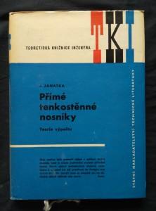 náhled knihy - Přímé tenkostěnné nosníky - Teorie výpočtu (Ocpl, 160 s., 81 obr, 4 tab))