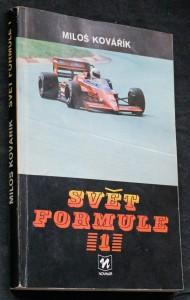 náhled knihy - Svět formule 1