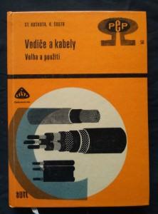 náhled knihy - Vodiče a kabely volba a použití (lam, 258 s., 136 obr., 162 tab., 5 příl.)