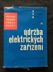 náhled knihy - Údržba elektrických zařízení (Ocpl, 264 s., 120 obr., 12 tab.)