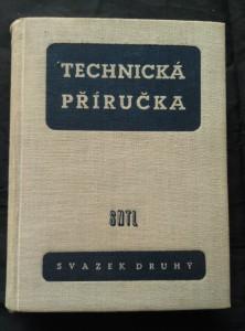 náhled knihy - Technická příručka - sv. druhý (Ocpl, 585 s.)