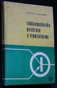 náhled knihy - Rádioamatérske prístroje s tranzistormi