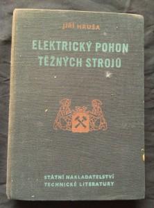 náhled knihy - Elektrický pohon těžných strojů (A5, 327 s.)