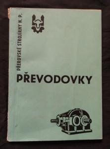 náhled knihy - Převodovky (Obr, 64 s.)