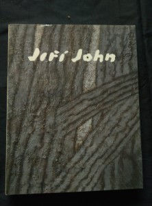 náhled knihy - Jiří John (monografie, A4, Ocpl, 234 s., 103 bar., 64 čb vyobr.)