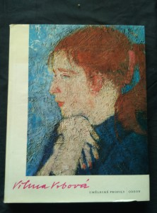 Vilma Vrbová - Kotrbová - Umělecké profily (A4, Ocpl, 164 s., 110 bar., XIV čb vyobr.)