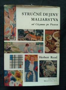 náhled knihy - Stručné dejiny maliarstva (Ocpl, 378 s., 380 čb a 100 bar repro)