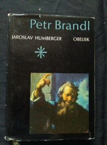 náhled knihy - Petr Brandl (Obr, 220 s., 62 vyobr., 4 bar. Příl.)