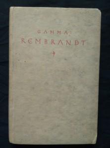 Rembrandt - o jeho grafice (A5, pv, 90 s., 16 obr příl.)