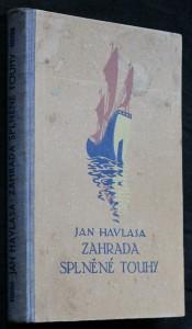 náhled knihy - Zahrada splněné touhy : Kniha japonerií