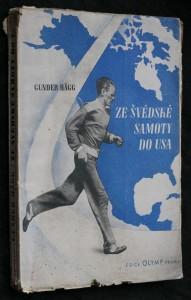 náhled knihy - Ze švédské samoty do USA