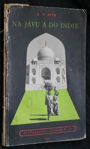 náhled knihy - Na Jávu a do Indie
