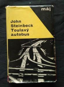 náhled knihy - Toulavý autobus (Ocpl.,256 s., il. J. Balcar)