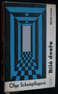náhled knihy - Bílé dveře : román mladé dívky