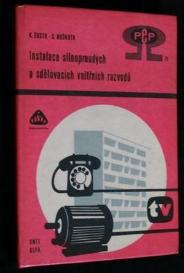 náhled knihy - Instalace silnoproudých a sdělovacích vnitřních rozvodů