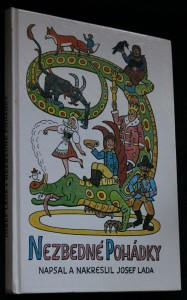 náhled knihy - Nezbedné pohádky : pro děti od 6 let