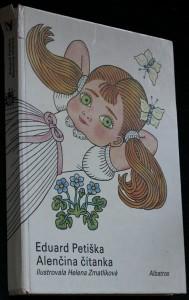 náhled knihy - Alenčina čítanka : pro děti od 5 let