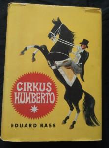 náhled knihy - Cirkus Humberto (A4, Ocpl, il. F. Tichý)