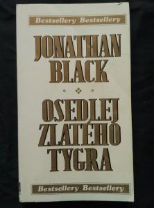 náhled knihy - Osedlej zlatého tygra (obr., 192 s.)