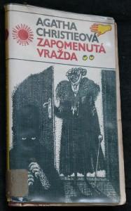 náhled knihy - Zapomenutá vražda : poslední případ slečny Marplové