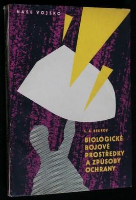 náhled knihy - Biologické bojové prostředky a způsoby ochrany
