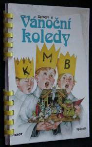 náhled knihy - Zpívejte si vánoční koledy