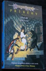náhled knihy - Příběhy. Sv. 1, Magie Krynnu