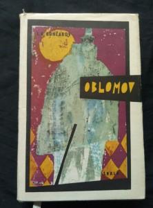 Oblomov (Ocpl, 472 s., ob a vaz. A. Born)