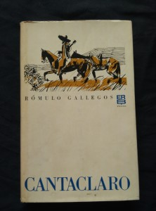 Cantaclaro (Ocpl, 272 s., il. R. Kolář)
