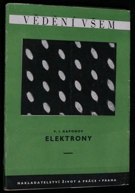 náhled knihy - Elektrony