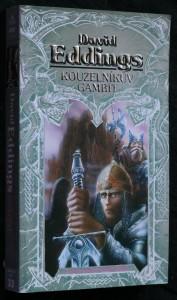náhled knihy - Kouzelníkův gambit