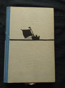 náhled knihy - Černé moře (Oppl, 222 s., foto F. Oukrop, typo J. Šváb)