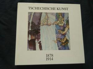 náhled knihy - Tschechische Kunst 1878 - 1914 Mathildenhöhe Darmstadt (lam, 204 s.)