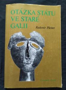 náhled knihy - Otázky státu ve staré Galii (A4, Obr, 112 s.)