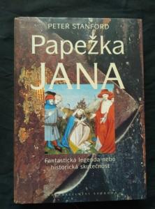 náhled knihy - Papežka Jana - Fantastická legenda nebo historická skutečnost (A4, pv, 208 s.)