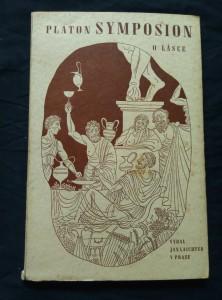 náhled knihy - Symposion (Obr, 96 s.)