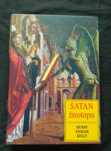 náhled knihy - Satan - životopis (lam, 252 s.)