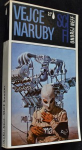 náhled knihy - Vejce naruby : vědecko a nevědeckofantastické povídky