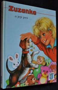 náhled knihy - Zuzanka a její pes Ňufka