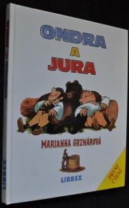 náhled knihy - Ondra a Jura : pásli ovce valaši