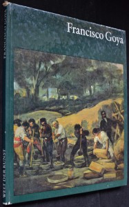 náhled knihy - Francisco Goya