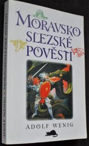 náhled knihy - Moravskoslezské pohádky a pověsti