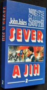 náhled knihy - Sever a Jih. Díl 2