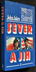 náhled knihy - Sever a Jih. díl 1