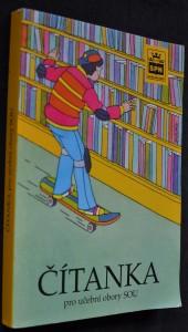 náhled knihy - Čítanka pro tříleté učební obory středních odborných učilišť
