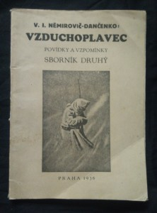 náhled knihy - Vzduchoplavec - povídky a vzpomínky, sboprník druhý (Obr, 96 s.)